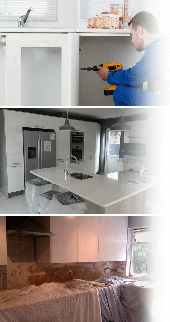 Kitchen Renovation Services Dubai