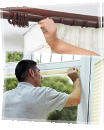 Curtains Installation Dubai