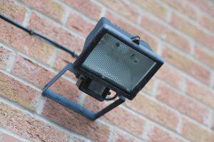 security lights installation